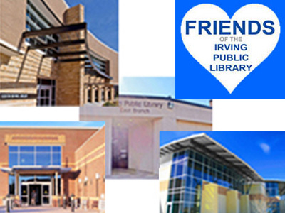 friends of the irving library helping support irving public library - Irving Rewards Card